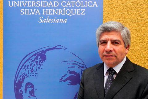 Jorge Baeza nombrado Rector de la UCSH para el período 2014-2017