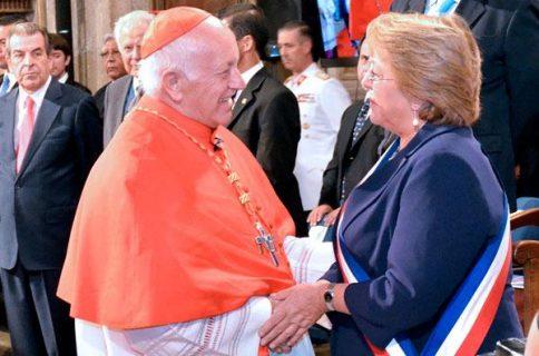 Cardenal Ezzati preside oración ecuménica por el nuevo Gobierno