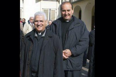 P. Alberto y P. David desempeñan servicios en el CG27
