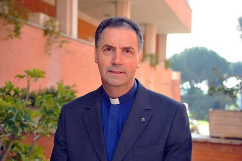 P. Ángel Fernández, X Sucesor de Don Bosco