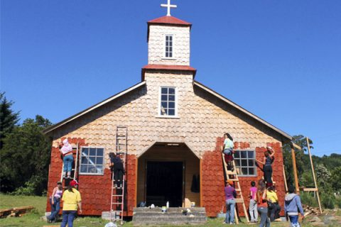 Misiones en Chiloé