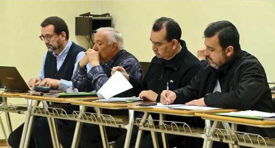 Reunión de Directores Salesianos