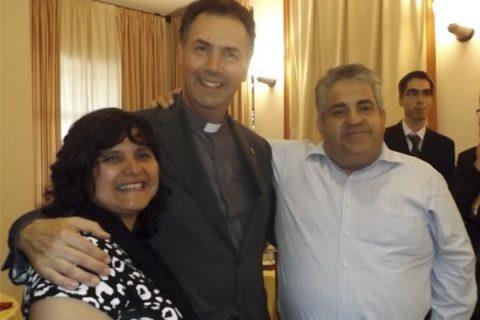 Dos educadores chilenos participaron en el 4º nivel del Curso de Docentes en Salesianidad