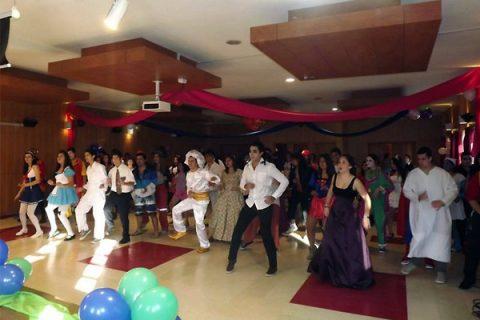 EJE Valparaíso celebró 32 años de vida
