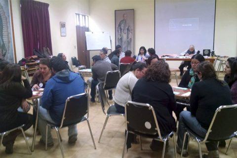 Experiencia formativa para los trabajadores de la Fundación Don Bosco