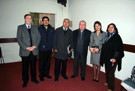 PSJ firma convenio con U Andes