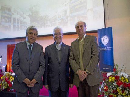UCSH celebra sus 32 años