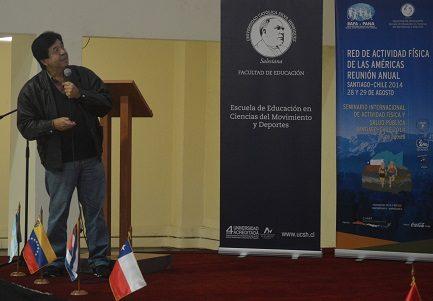 """""""El gobierno chileno no sabe explicar la diferencia entre actividad física y hacer deporte"""""""