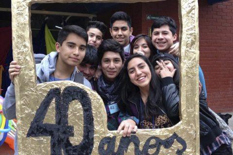 CAS celebra 40 años de vida