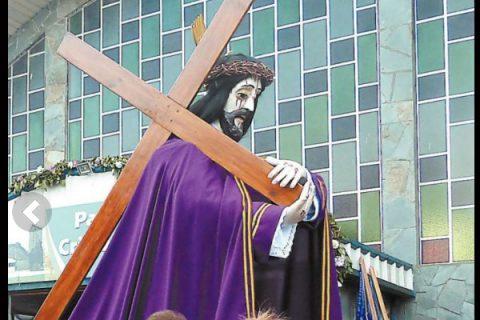 """Fiesta de """"Jesús Nazareno"""" en la parroquia """"Cristo Salvador"""""""