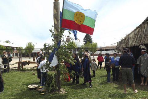 Linares – Nuevo espacio educativo para la cultura Mapuche