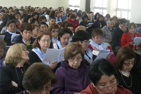 X Congreso Nacional ADMA: Fiesta Mariana celebrada como Familia Salesiana