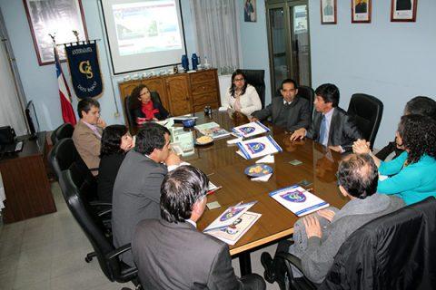 Antofagasta – Delegación MINEDUC visita colegio salesiano para conocer modelo educativo