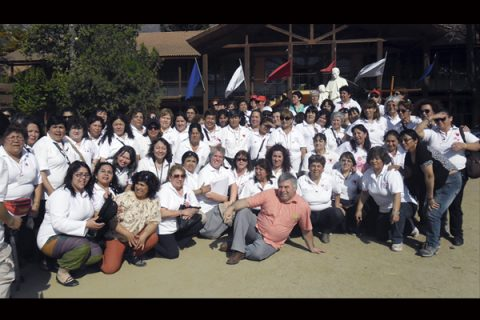 XI Campamento Nacional EME Salesiano