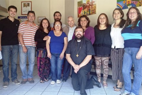 Delegado Inspectorial visitó la Fundación Don Bosco