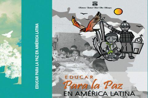 """UCSH lanzará libro """"Educar para la paz en América Latica"""""""
