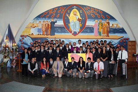 Número significativo de jóvenes promesaron en las CAS de Antofagasta