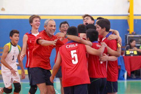 Selección Voleibol Salesiana obtiene importante logro para el país
