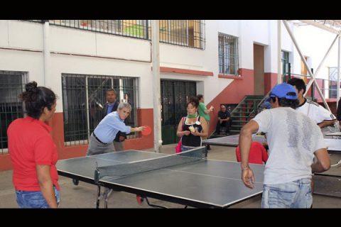 """Mambo Deportivo"" en la Fundación Don Bosco Valparaíso"