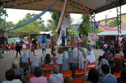 Obra FMA en sector vulnerable de Lo Prado celebró 25 años de existencia