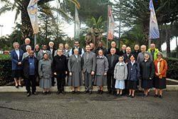 Encuentro de los Consejos Generales SDB y FMA