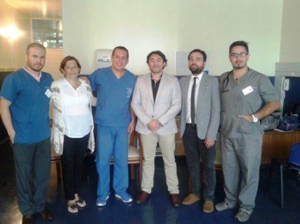 Escuela de Kinesiología UCSH titula a sus primeros estudiantes