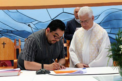 Asume Nuevo Director en la presencia de Antofagasta