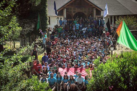 Multitudinario Campamento de las Comunidades Apostólicas Salesianas