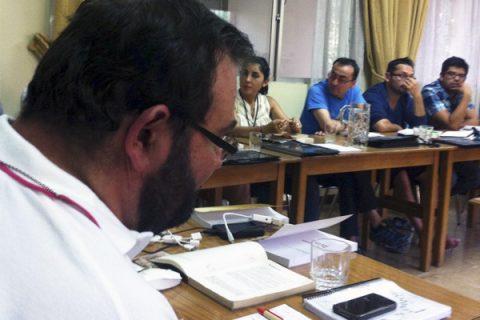Iniciado Curso de Salesianidad en Lo Cañas