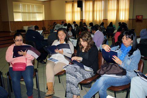 Educadores salesianos de Puerto Montt se capacitan en vista a ofrecer una educación integral
