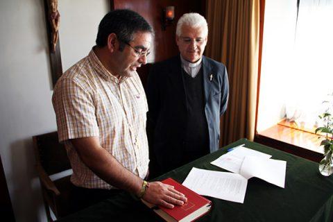 Asunción Nuevo Director Comunidad de Valdivia