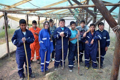 Catemu – Alumnos y alumnas nuevas participaron en jornada de inducción