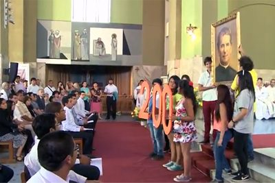 VIDEO: Solemnidad de San Juan Bosco