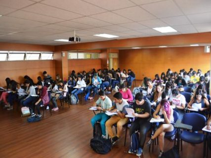 Cerca de mil estudiantes nuevos participaron en Actividades de Bienvenida