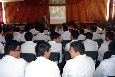 Alumnos de Concepción profundizaron en elementos de la educación salesiana