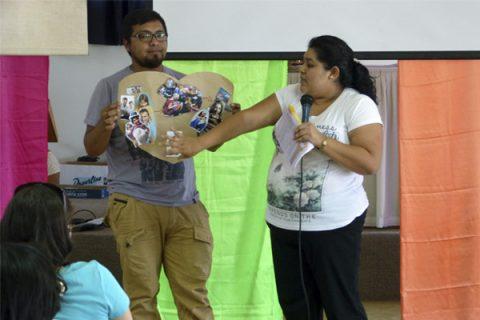 Retiro conjunto de los asistentes de la educación salesianos de la Región de Tarapacá