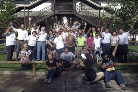 Histórico encuentro pastoral en la presencia salesiana de Macul-La Florida