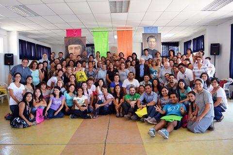 Inaugurado Año Académico y Bicentenario en el Norte: ¡La alegría de ser familia salesiana!
