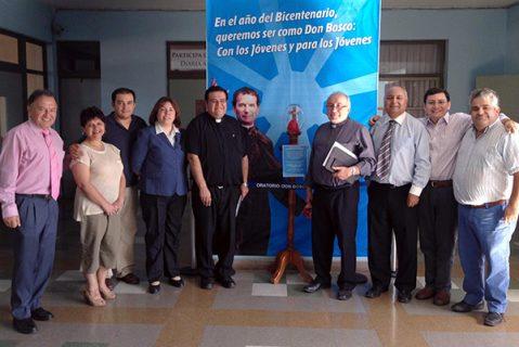 ODB y PSJ forman equipo de Salesianidad