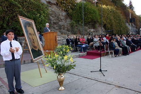 P. Inspector preside inauguración del Año Escolar en Valparaíso