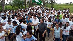 Bolivia – Una verdadera fiesta juvenil al estilo salesiano
