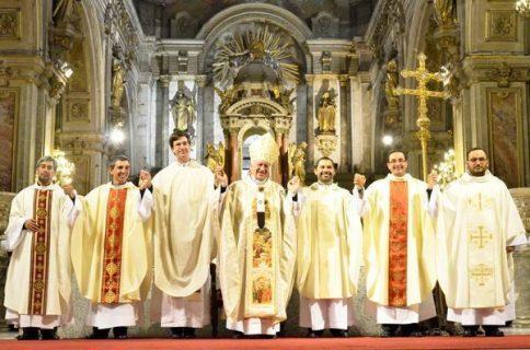 Seis nuevos sacerdotes para tiempos desafiantes