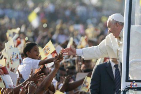 El Papa visitará Ecuador, Bolivia y Paraguay en julio