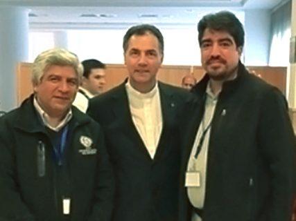Rector participó en Congreso Internacional de Pedagogía Salesiana