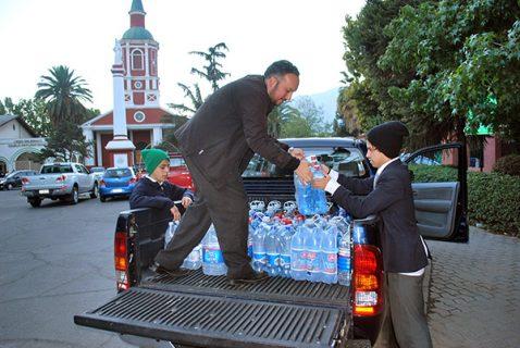 Más de 8 toneladas de ayuda reunidas para comunidad salesiana de Copiapó