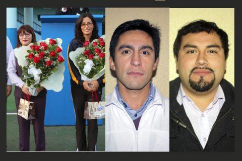 En Iquique y Pto Montt profesores salesianos reciben Excelencia Pedagógica