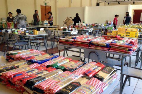 Comienzan a llegar las ayudas de la Familia Salesiana a Copiapó