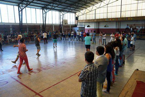 Alumnos de Linares vivieron CampoBosco