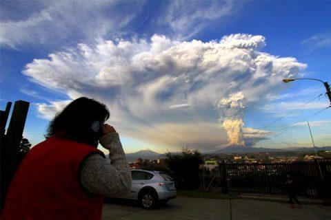 Sin daños ni riesgo obras salesianas de Puerto Montt tras erupción del Calbuco