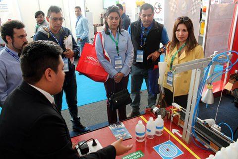 Antofagasta – Colegio Don Bosco cautivó a visitantes en EXPONOR 2015